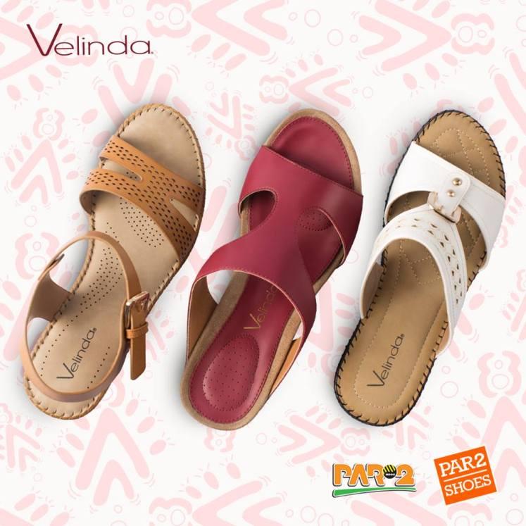 Sandalias velinda para todas las mamas