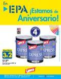 Super oferta de aniversario PINTURA LANCO 3x2