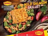 Wild salmon skillet by Dennys el salvador