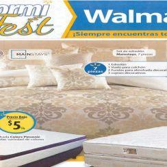 dormifest catalogo de promociones walmart el salvador