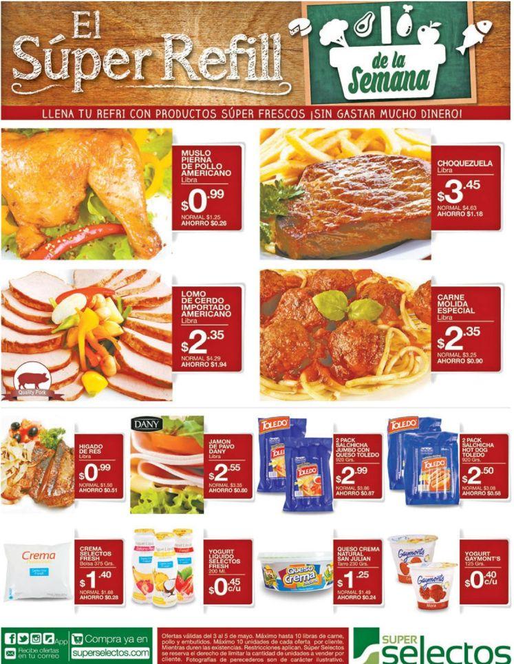 estos son los productos Super Selectos para gastar menos esta semana