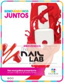 new brand for her The NAIL LAB buscalo en Galerias