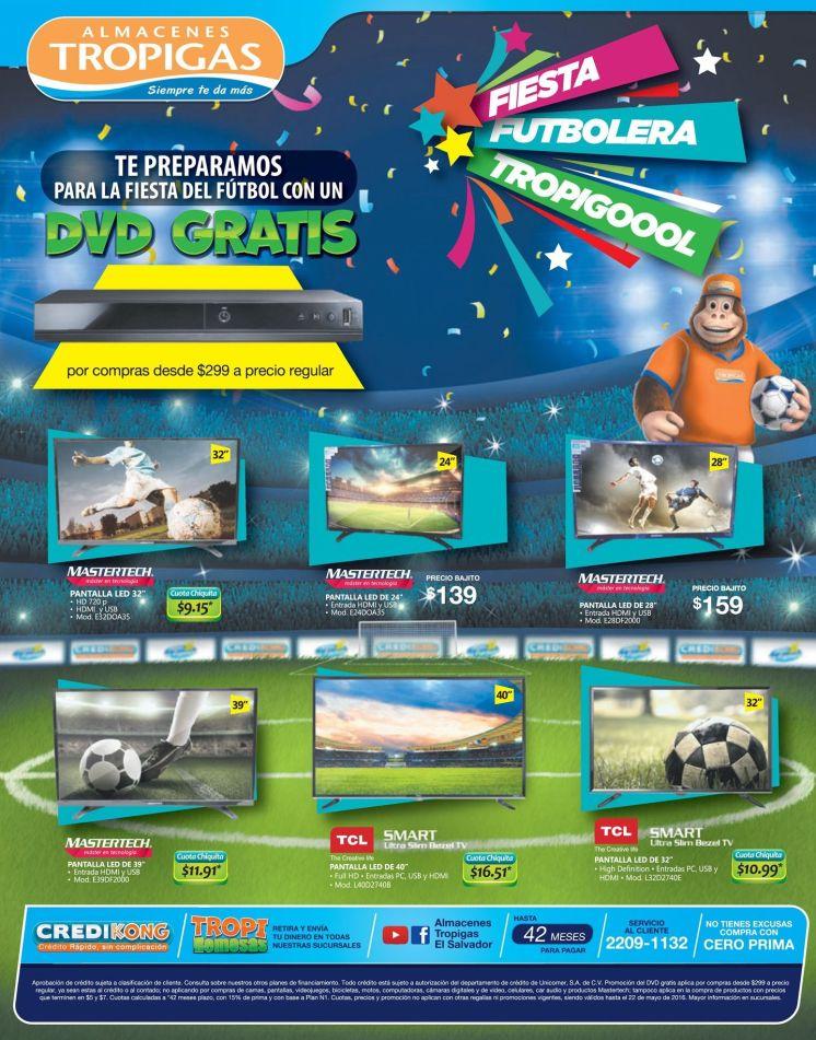 soccer fest deals Mastertech and TCL smart TV
