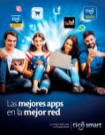 Cuales son las APPS de TIGO smart