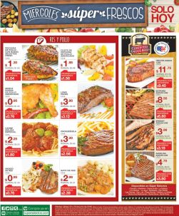 Estas son las ofertas de miercoles super selectos - 22jun16