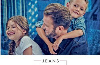 Feliz dia PAPA con JEANS levis en SIMAN