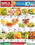 Martes de frutas y verduras en el selectos - 21jun16