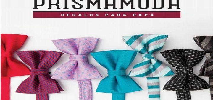 Prisma Moda regalos para PAPA 2016