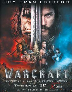 WARCRAFT the movie premier