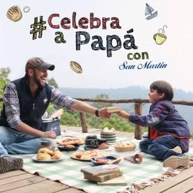 celebra con tu papa gracias a san martin bakery