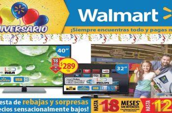 junio 2016 catalogo de aniversario walmart el salvador