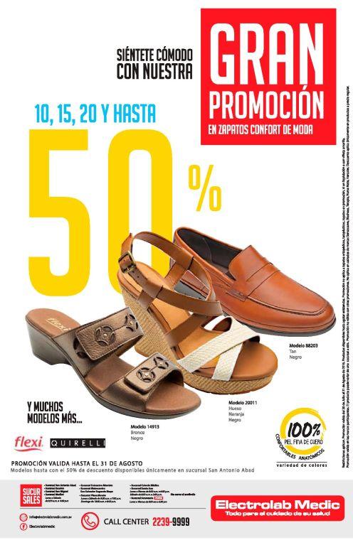 GRAN promocion en calzado de alta calidad y bconfort