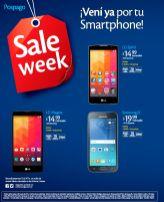 SALE week en TIGO con smartphone con precios bajos