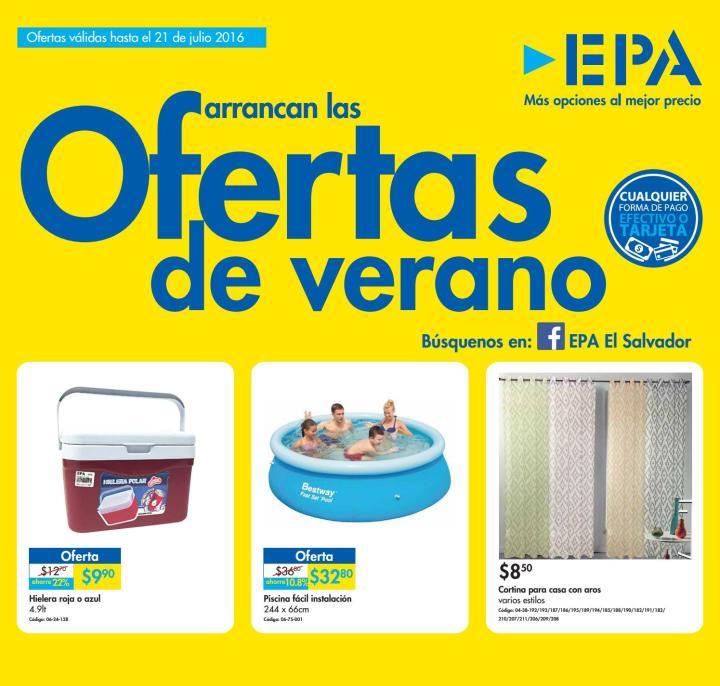 Temporada de promociones de vacaciones agostinas 2016 EPA el salvador