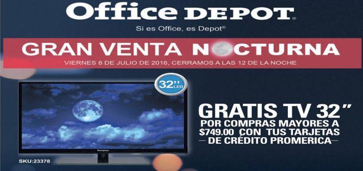 banco promerica promociones con office depot