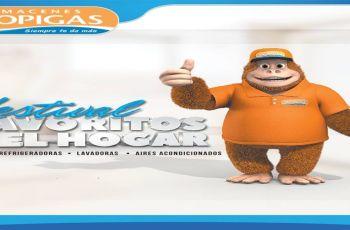 festival de electrodomesticos favoritos para el hogar TROPIGAS 2016