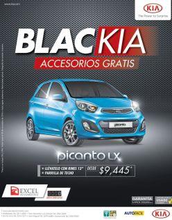 Auto KIA PICANTO LX en ofertas black friday 201