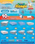 CAMBIA tu cama vieja con los descuento de almacenes tropigas