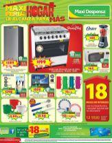COMPRAS enseres del hogar en maxi despensa - 12ago16