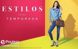 ESTILOS de la temporada fashion payless el salvador