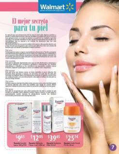 Producto excepcional para tu piel EUCERIN disponible en walmart