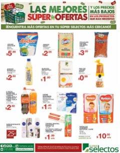 SUPER selectos ofertas del dia viernes