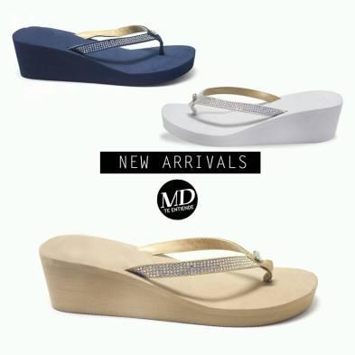 nuevos estilos de sandalias para ir aun paseo de playa