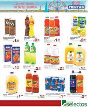 todas las bebidas refrescantes con precio bajo en el selectos
