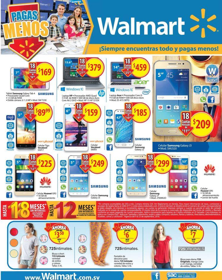 precios-y-cuotas-rebajadas-en-celulares-y-ropa-walmart-el-salvador