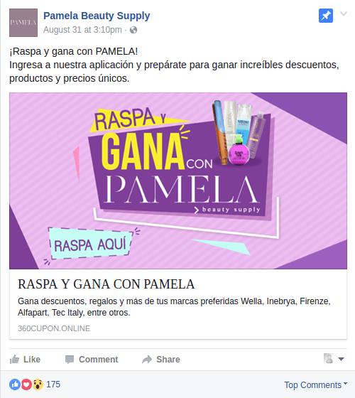 RASPA y GANA CUPON online