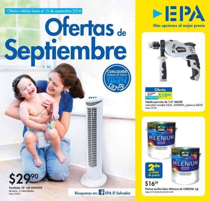 epa ofertas de septiembre 2016 - pag 1epa ofertas de septiembre 2016 - pag 1