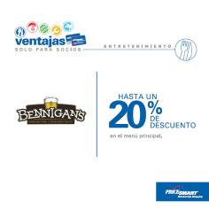 america-restaurant-bennigan-discount-with-pricesmart-membership