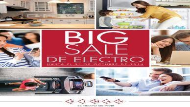 big sale electro almacenes siman octubre 2016