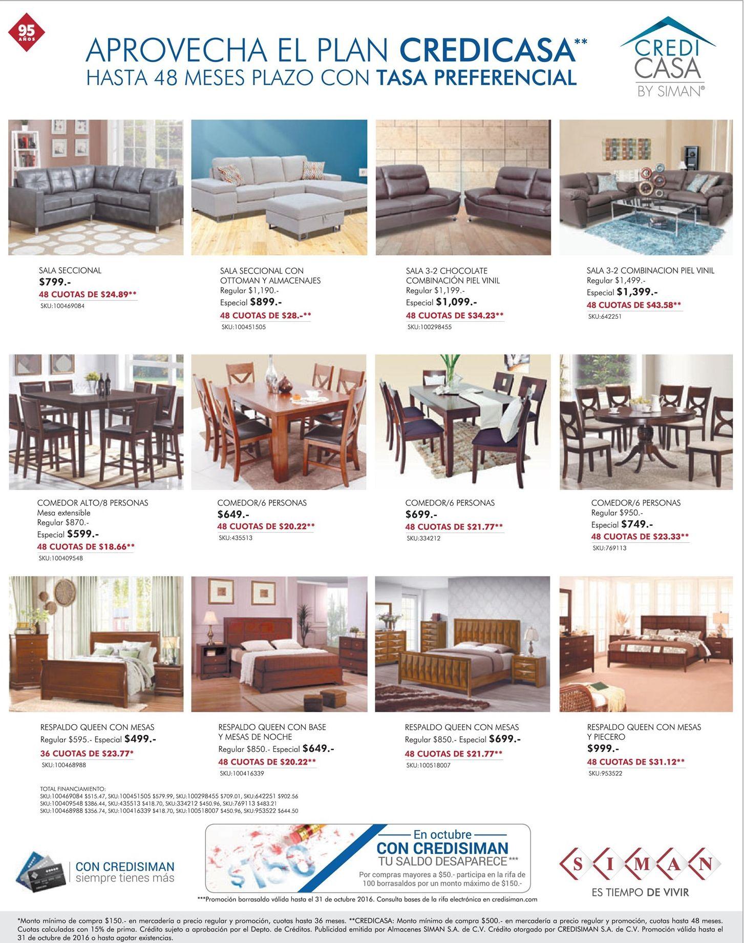 credito-en-siman-para-muebles-camas-y-juegos-de-sala-nuevos