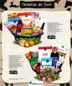 HOLIDAY Baskets deals SUPER SELECTOS market elsalvador