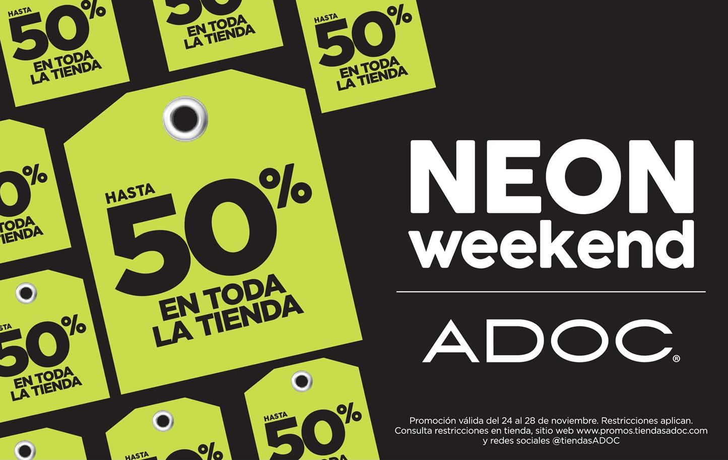black-friday-adoc-shoes-descuentos-neon