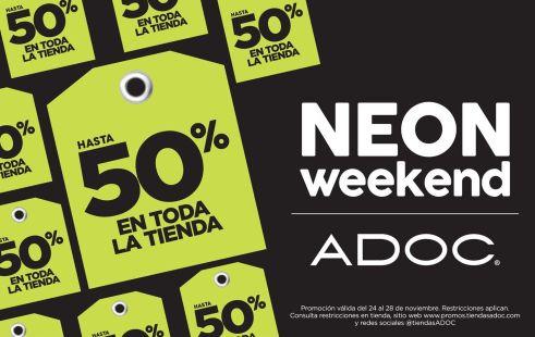 black-friday-adoc-shoes-descuentos-neon