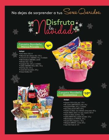 Canasta Navideña 2016 supermercado la despensa de don juan