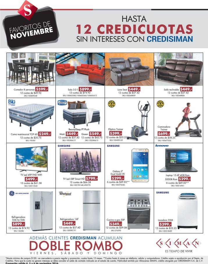 productos-favoritos-de-noviembre-en-siman-almacenes