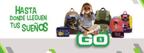 GO mochilas y accesorios