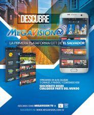 VOD App Megavision TV el salvador