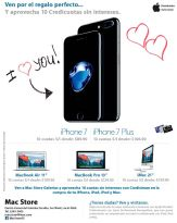 AMOR geek iphone 7 for san valentines day APPLE store sv