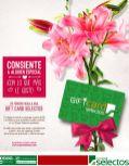 Adquiere una GIFT CARD selectos para el 14 de febrero