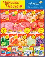 REBAJAS frescas en supermercado la despensa - 08feb17