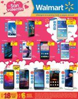 WALMART ofertas en celulares para regalar en san valentin 2017