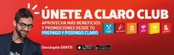 Beneficios de CLARO CLUB elsalvador