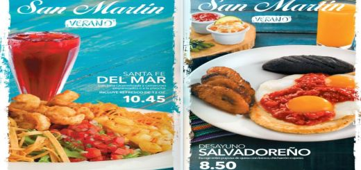 Catalogo Panaderia san martin semana santa 2017