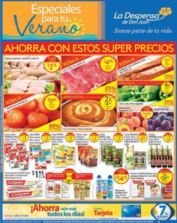 LA DESPENSA SUPER precios especiales ahora viernes 03marzo