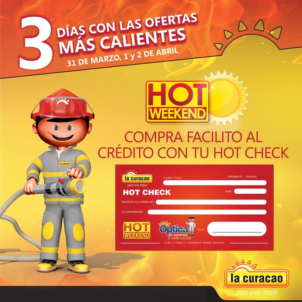 La curacao facilito check bill for hotweekend 2017