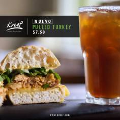 new PULLED TURKEY by Kreef delimarket